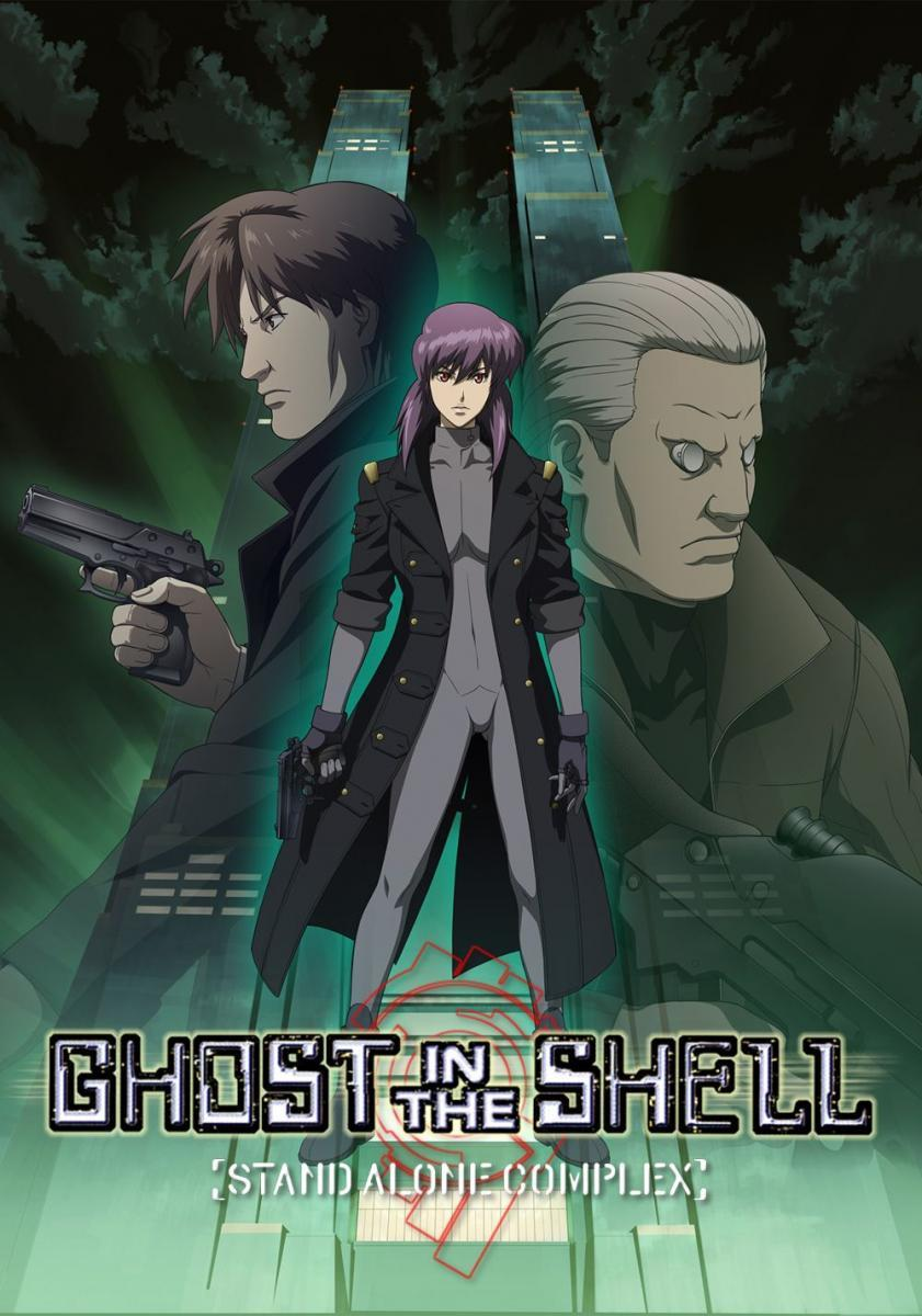 Image Gallery For Ghost In The Shell Stand Alone Complex Tv Series Filmaffinity
