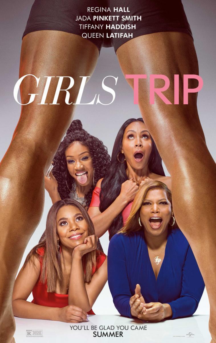 Viaje De Chicas (DVDRip Latino) 2017