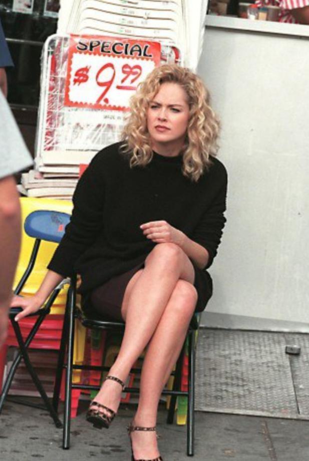 Cathy Moriarty Feet