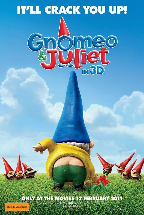 Gnomeo And Juliet 2011 Filmaffinity