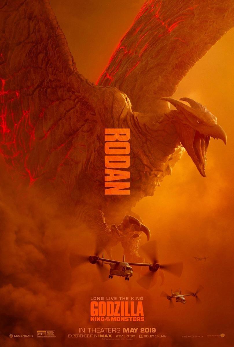 Godzilla King Of The Monsters 2019 Filmaffinity