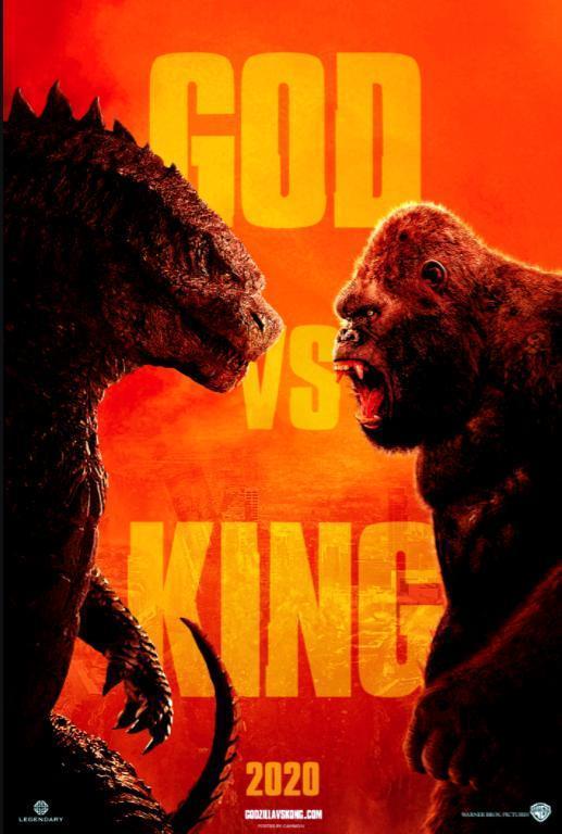 Godzilla Vs Kong 2021 Filmaffinity