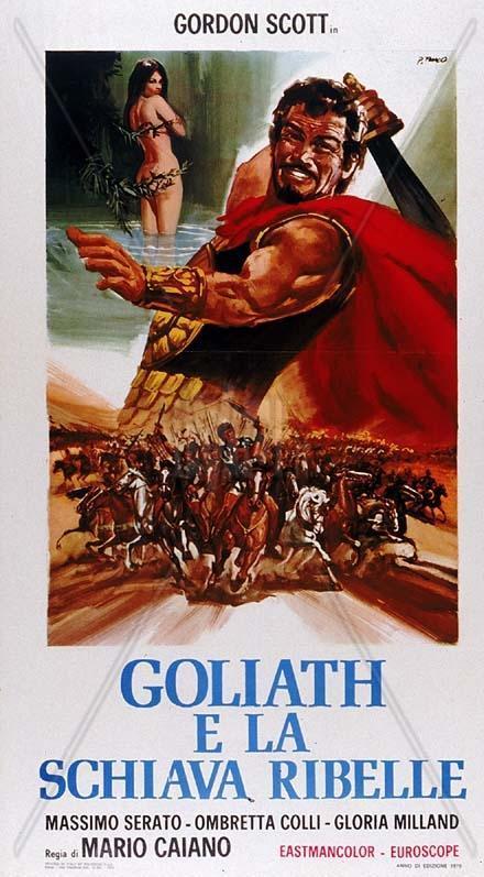 Goliath y La Esclava Rebelde (1963)