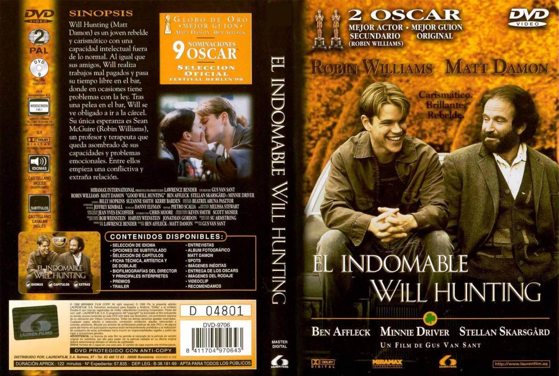Good Will Hunting 1997 Filmaffinity