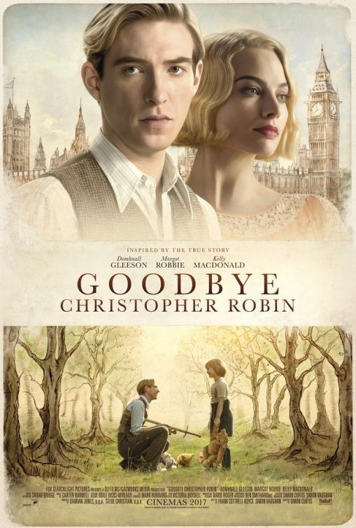 HASTA PRONTO CHRISTOPHER ROBIN (2017)