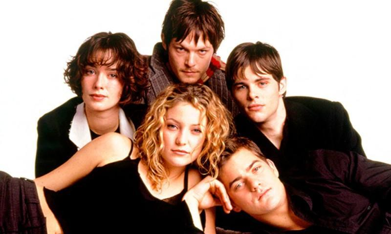 The cast of Gossip