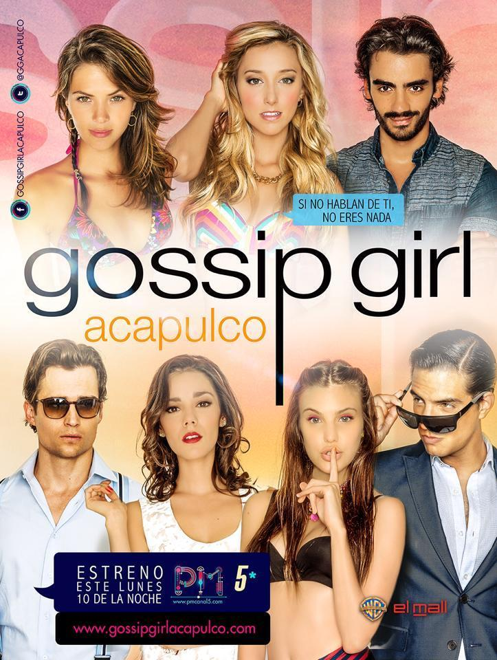 Gossip Girl: Acapulco (Serie de TV) (2013) - FilmAffinity