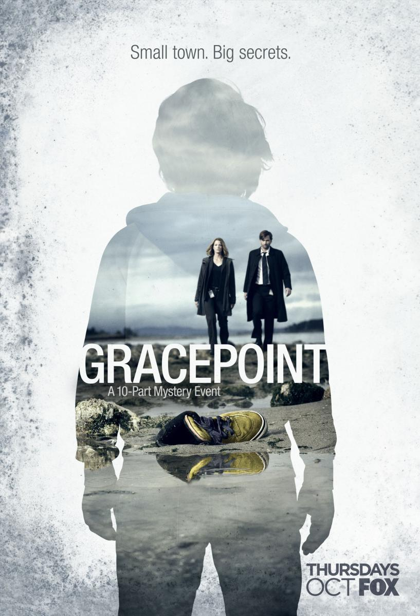 Capitulos de: Gracepoint