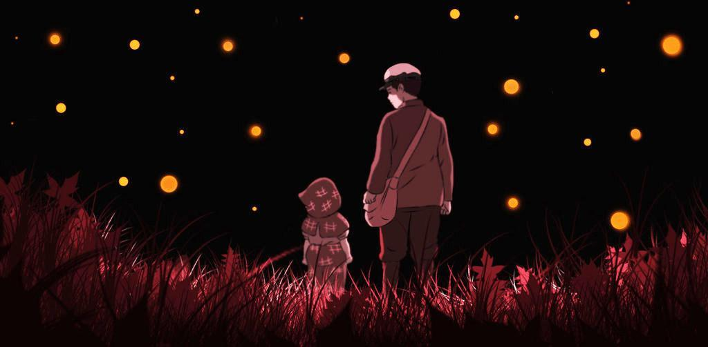 Image Gallery For Grave Of The Fireflies Filmaffinity