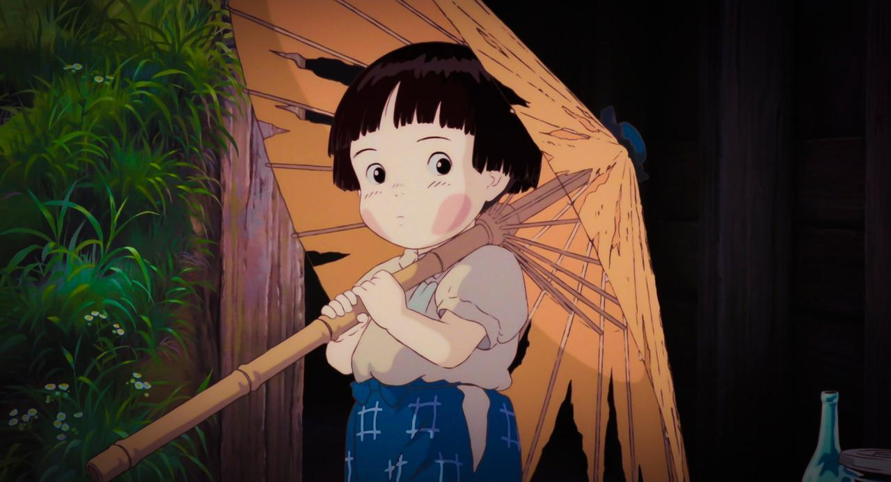 grave of the fireflies Grave of the fireflies (火垂るの墓, hotaru no haka) is a 1988 film directed by isao takahata and produced by studio ghibli it was released theatrically as one-half of a double feature the other half was the uplifting my neighbor totoro the film is based on the short story of the same name written.