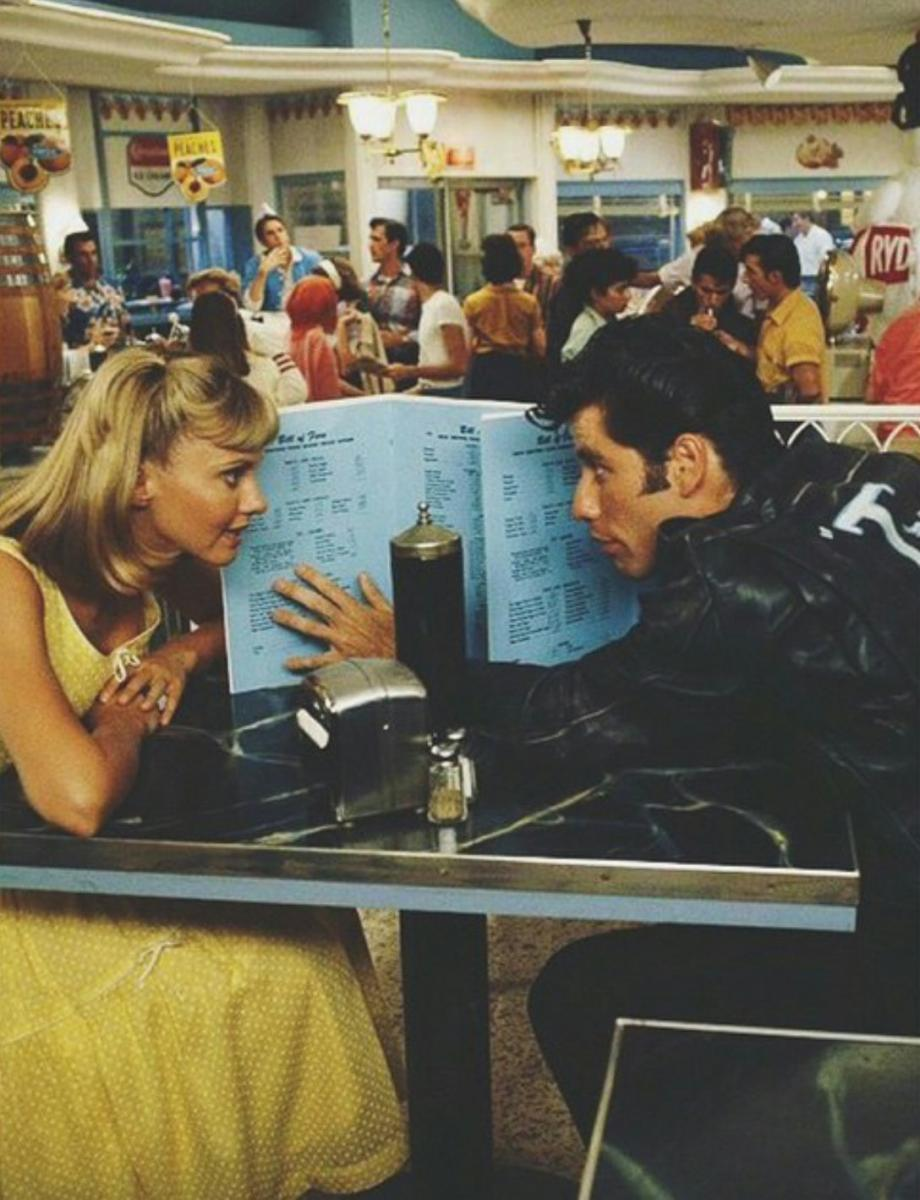 Grease 1978 Filmaffinity