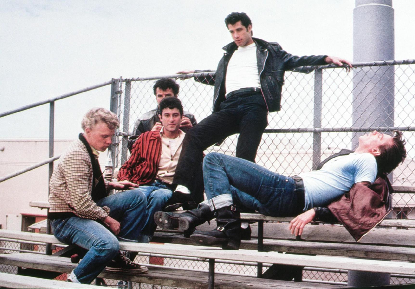 Image Gallery For Grease Filmaffinity