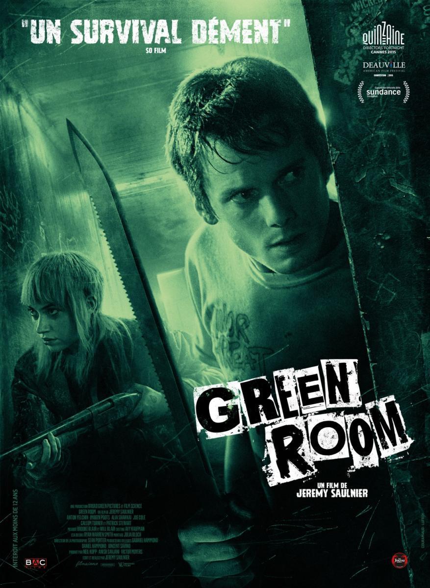 Film Green Room Sinopsis