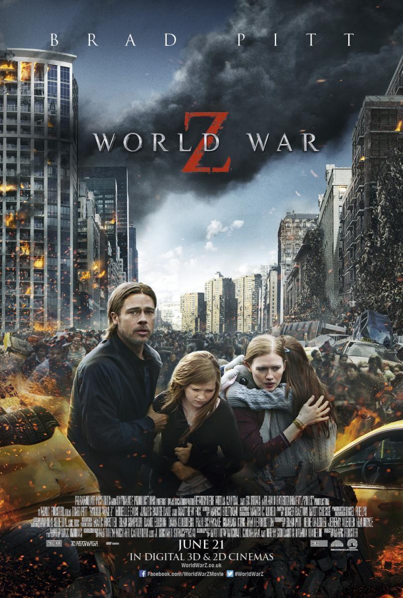 Resultado de imagen de guerra mundial z