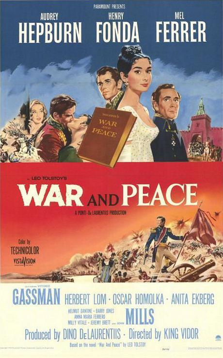 Guerra Y Paz 1956 Filmaffinity