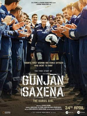 Gunjan Saxena The Kargil Girl 2020 Filmaffinity