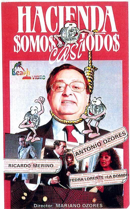 Hacienda Somos Casi Todos 1988 Filmaffinity