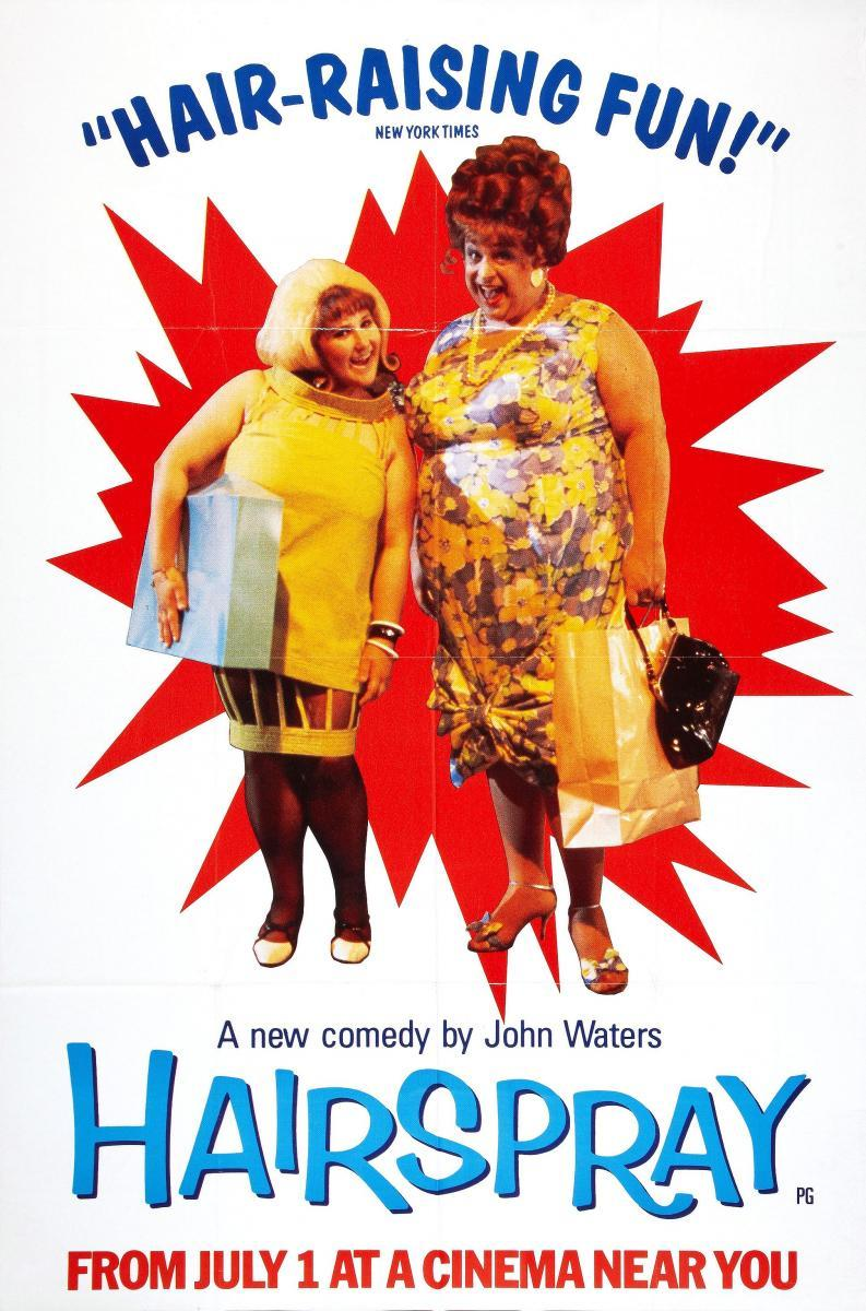Hairspray (1988) - FilmAffinity