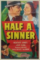 Half a Sinner  - Posters