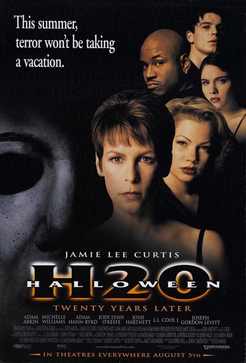 Afbeeldingen van Halloween H20 20 Years Later 1998 D…