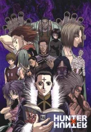 Hantâ × Hantâ (Hunter × Hunter) (Serie de TV)
