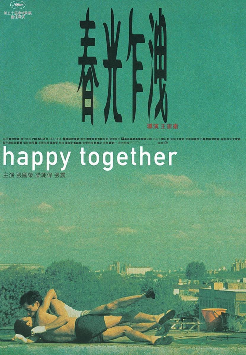 Happy Together (1997) - Filmaffinity