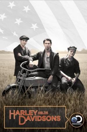 Harley and the Davidsons (Miniserie de TV)