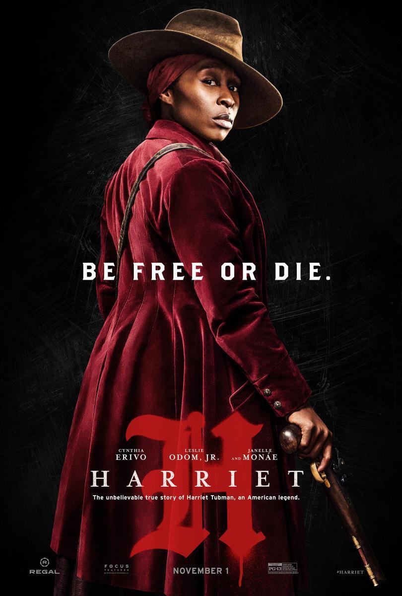Harriet. En busca de la libertad (2019) - Filmaffinity