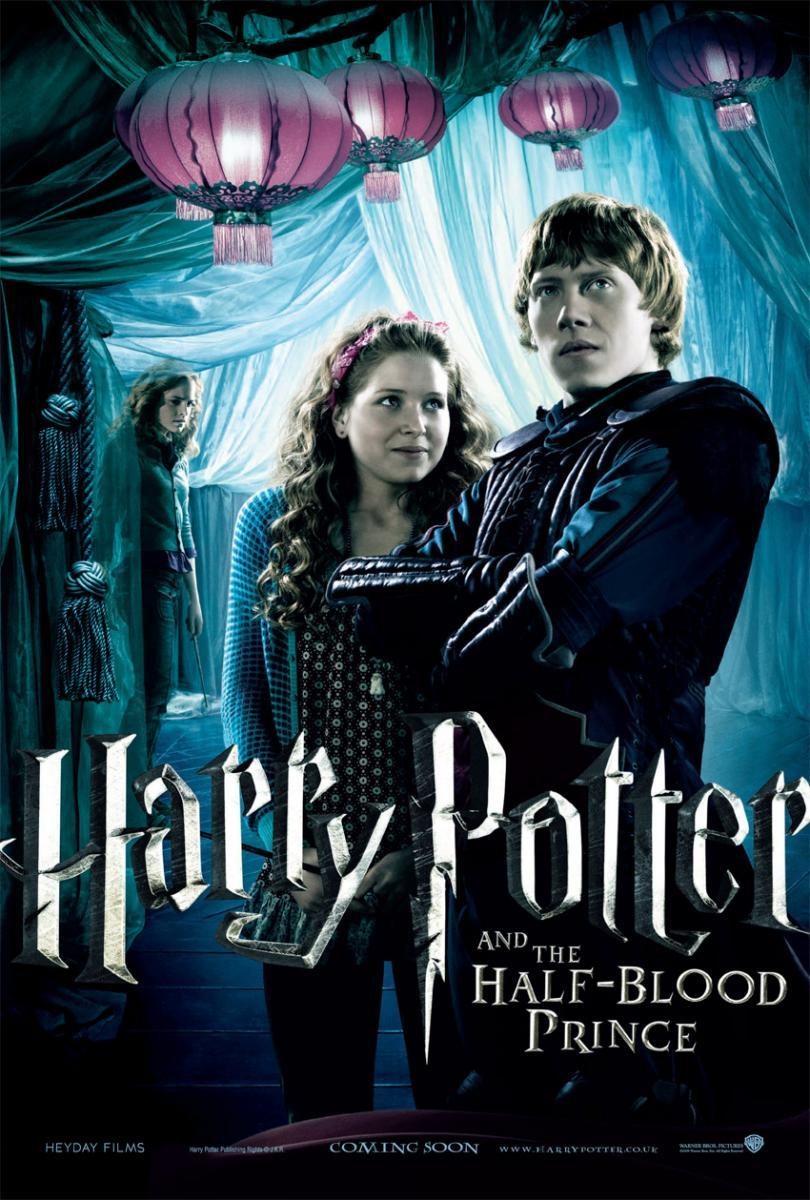 Harry Potter And The Half Blood Prince 2009 Filmaffinity