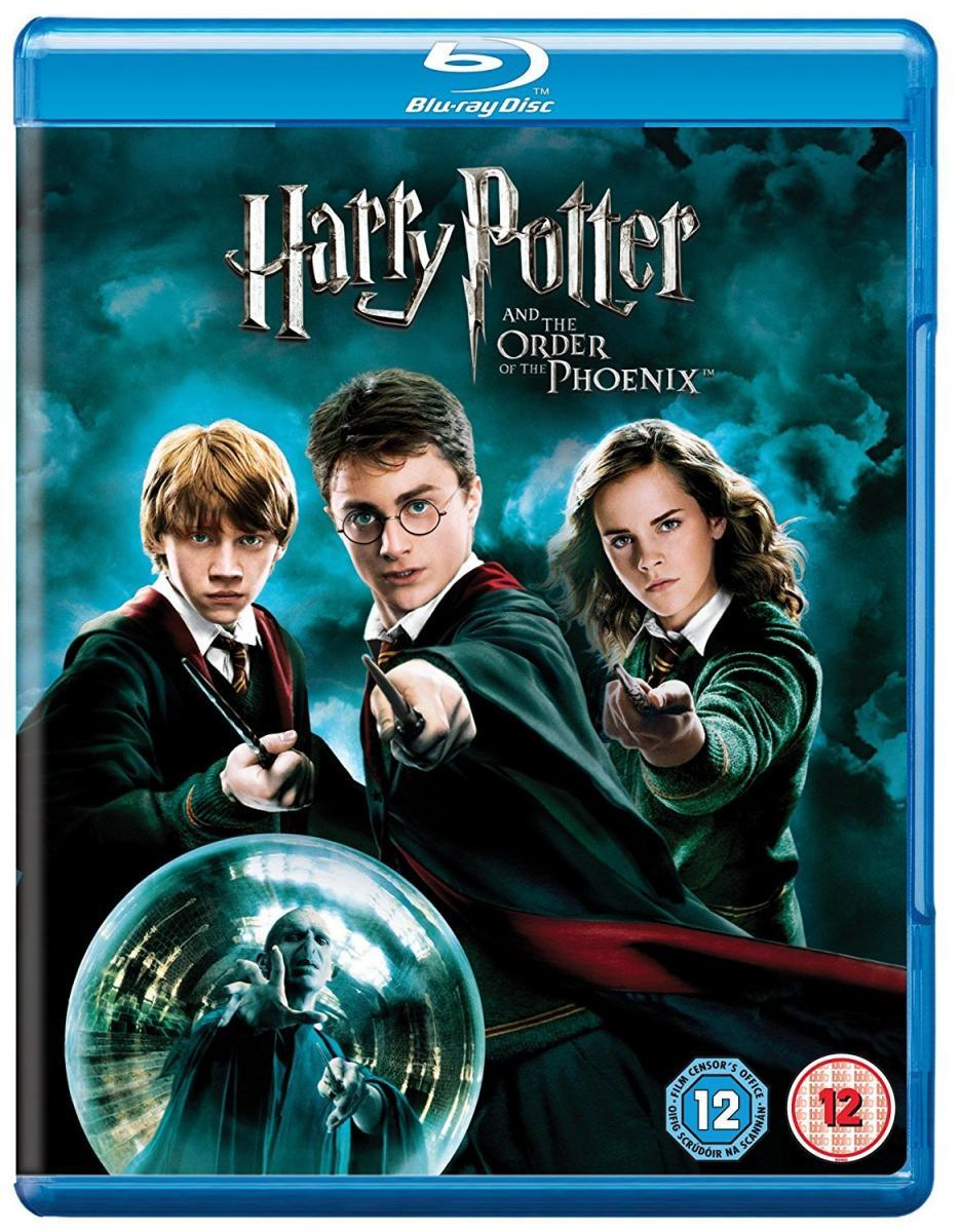 Harry Potter And The Order Of The Phoenix 2007 Filmaffinity