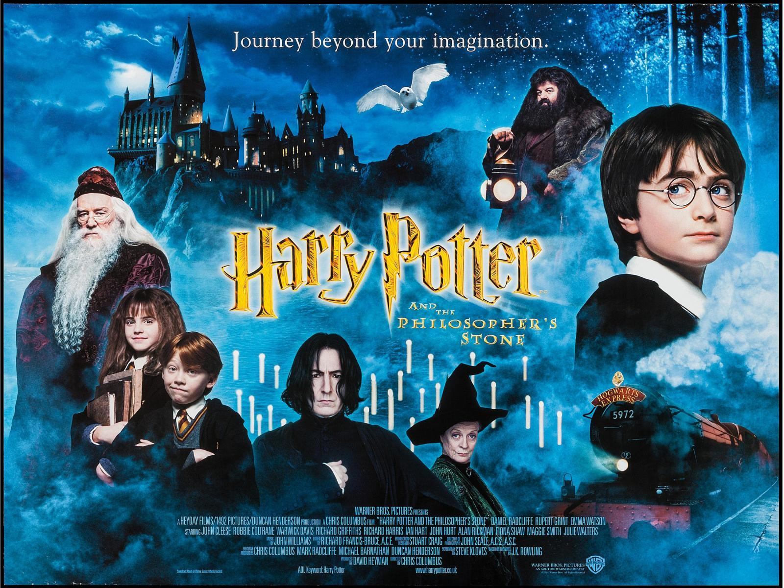 Image Gallery For Harry Potter And The Philosophers Stone