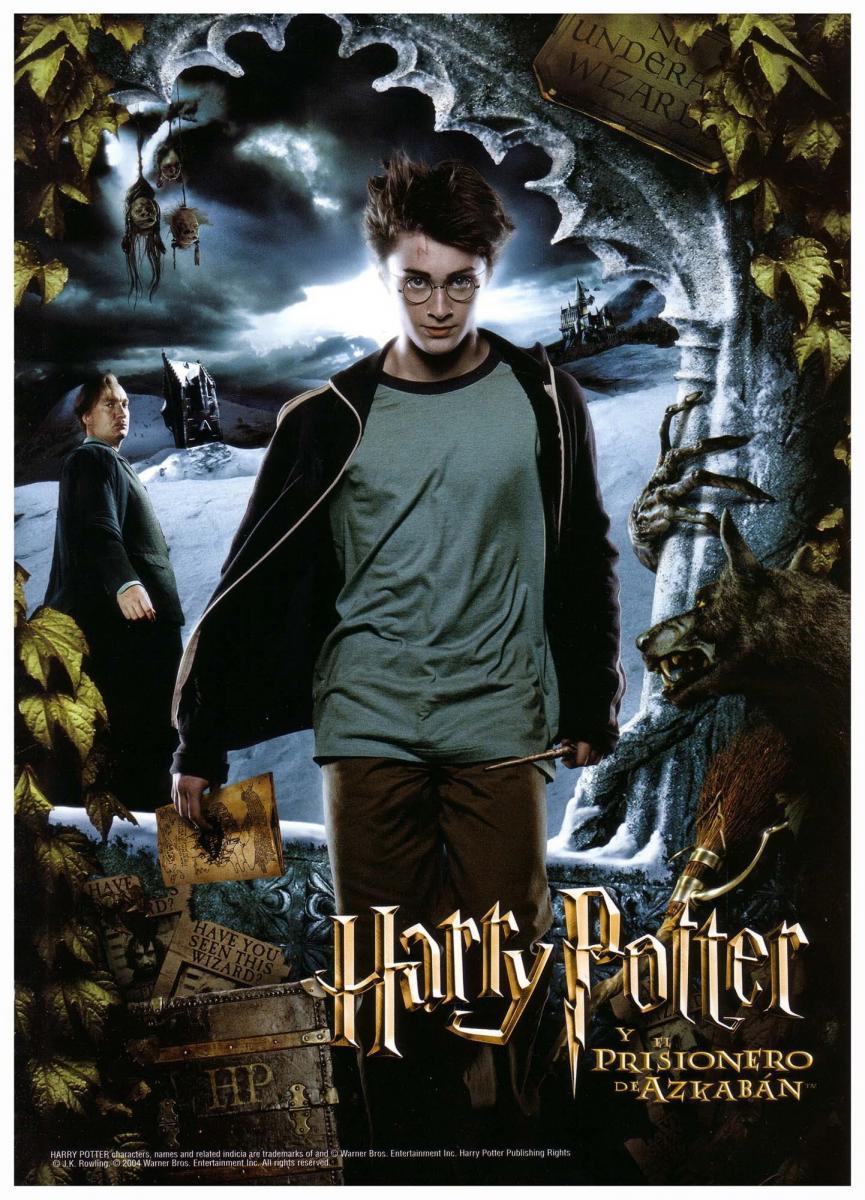 Harry Potter And The Prisoner Of Azkaban 2004 Filmaffinity