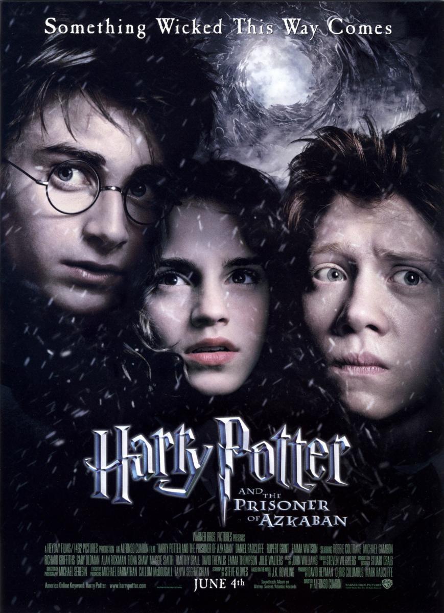 Harry Potter y el prisionero de Azkaban (2004) - Filmaffinity