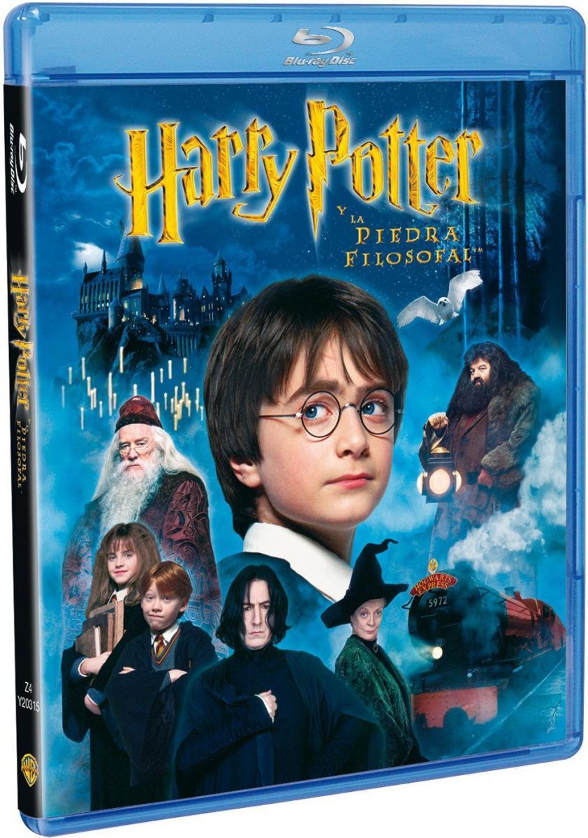 Secci 243 N Visual De Harry Potter Y La Piedra Filosofal