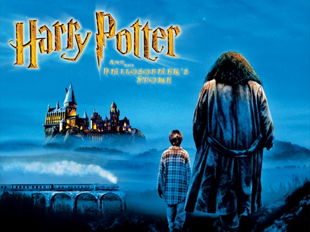 Sección Visual De Harry Potter Y La Piedra Filosofal