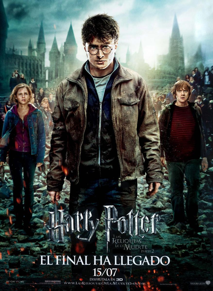 Harry Potter Y Las Reliquias De La Muerte Parte 2 2011 Filmaffinity