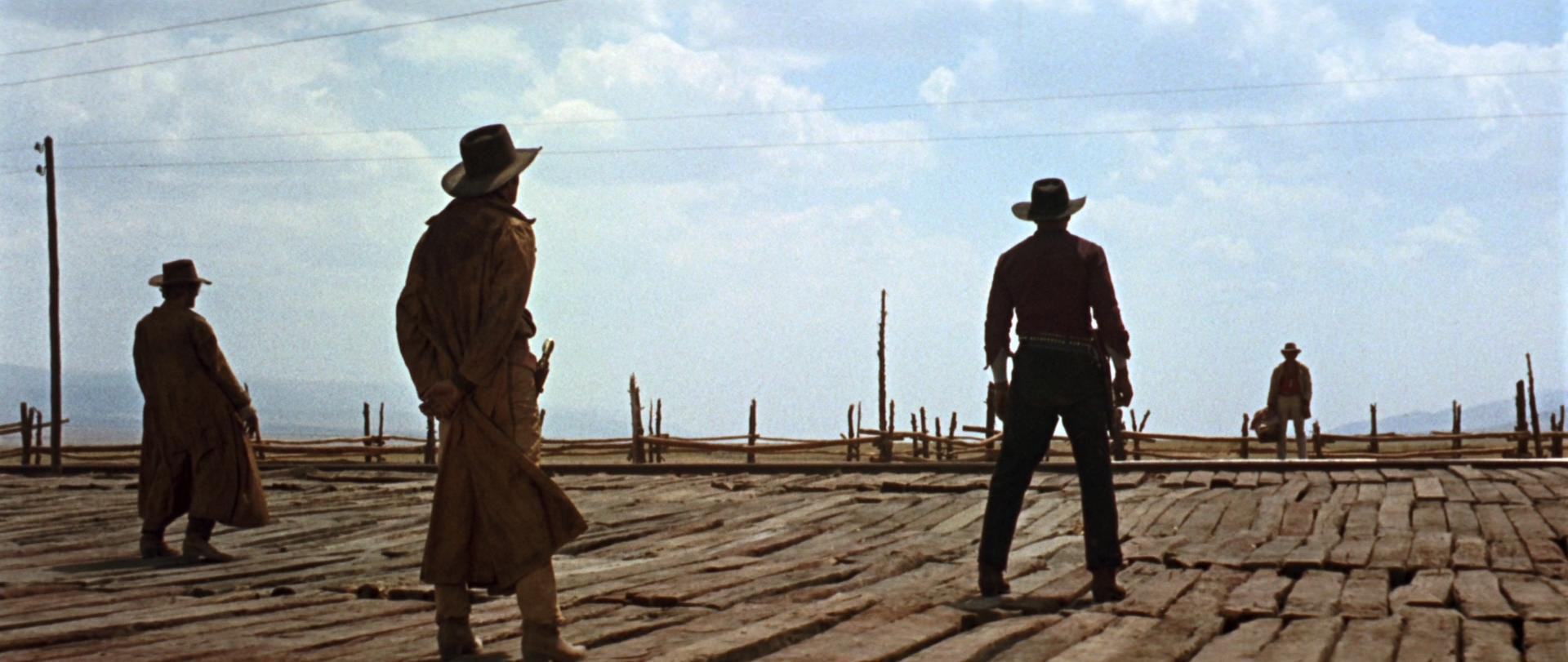 Hasta que llegó su hora (1968) - Filmaffinity