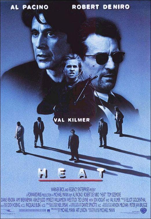Heat 1995 Filmaffinity