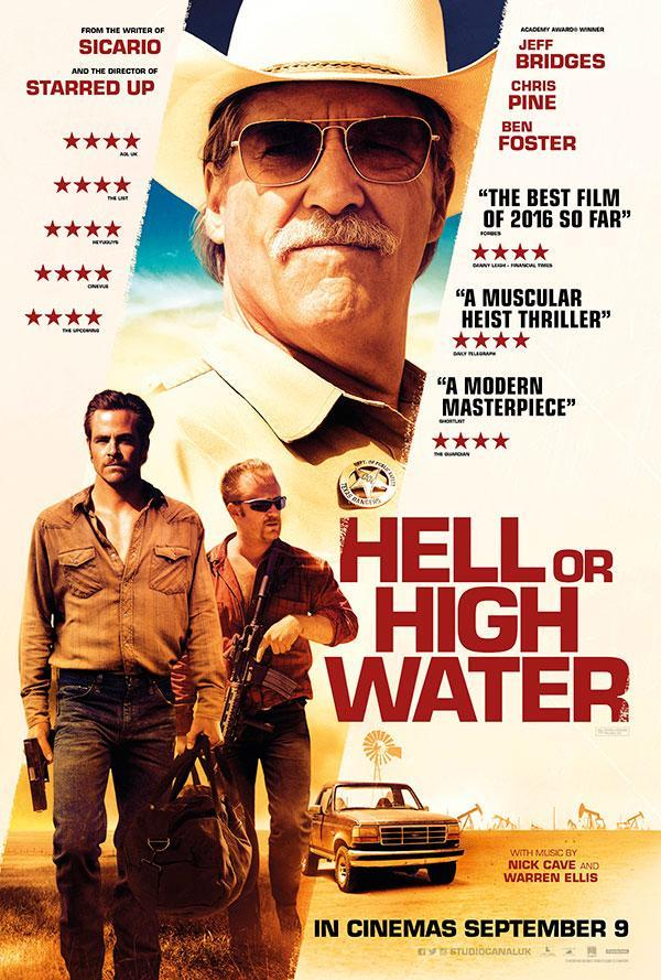 Hell Or High Water 2016 Filmaffinity