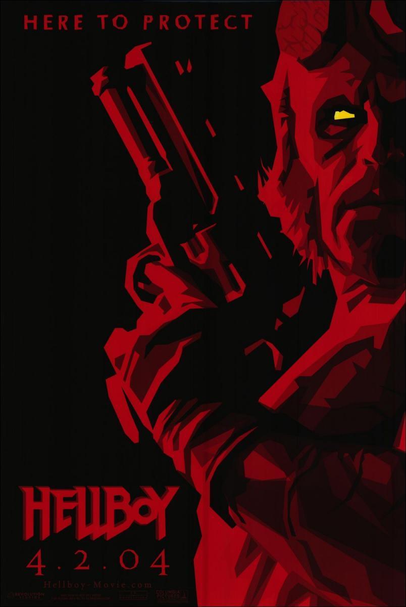 Secci n visual de hellboy filmaffinity for Oficina de infiltrados filmaffinity
