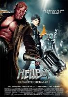 Hellboy - El ejército dorado  - Posters