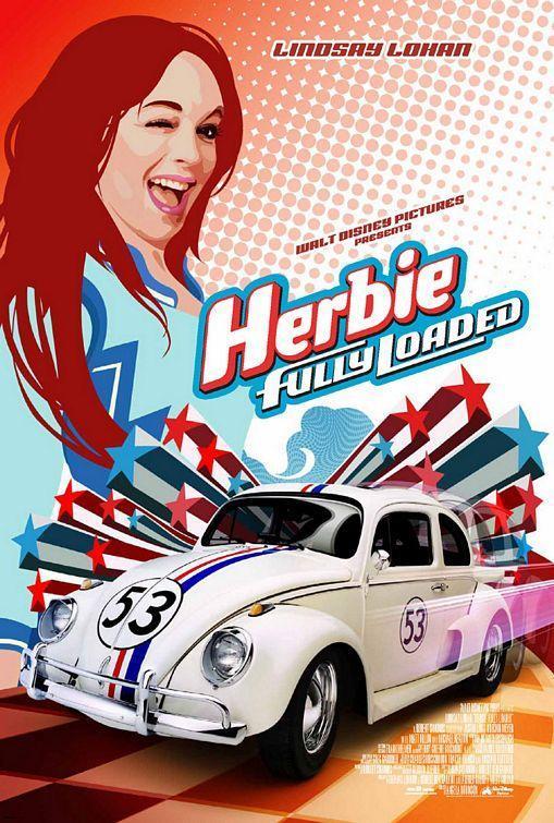 Herbie A Tope 2005 Filmaffinity