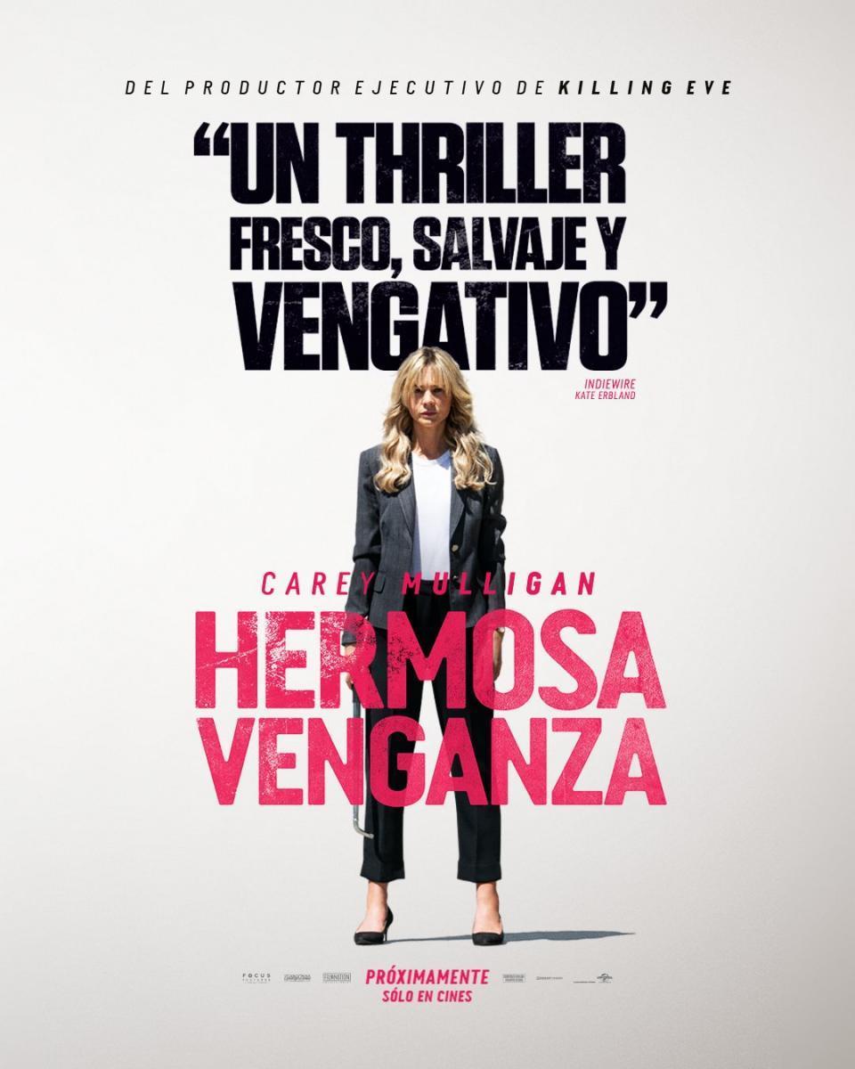 Hermosa venganza (2020) - Filmaffinity