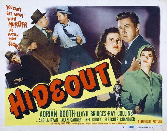 Hideout (1949) - Filmaffinity