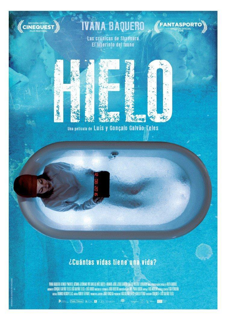 Hielo  - Posters
