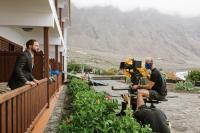 Hierro (TV Series) - Shooting/making of
