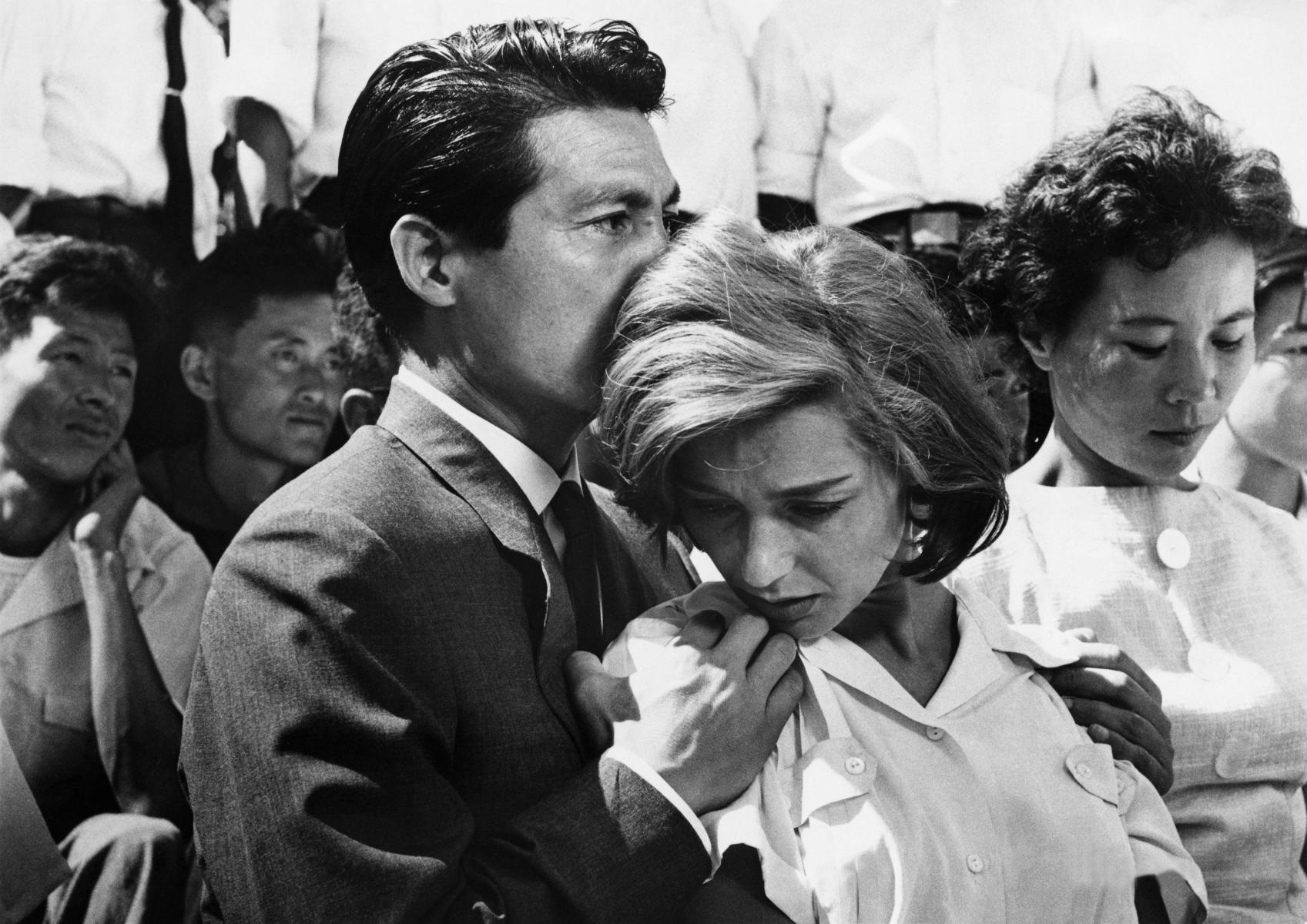 Hiroshima, mon amour (1959) - Filmaffinity