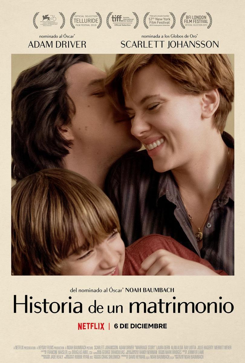 Historia de un matrimonio (2019) - Filmaffinity