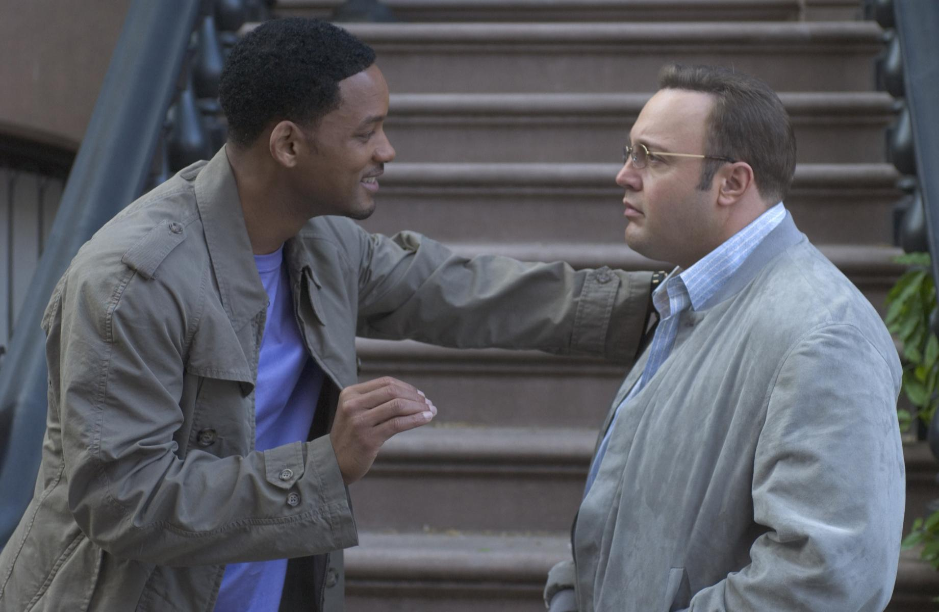 Will Smith & Kevin James