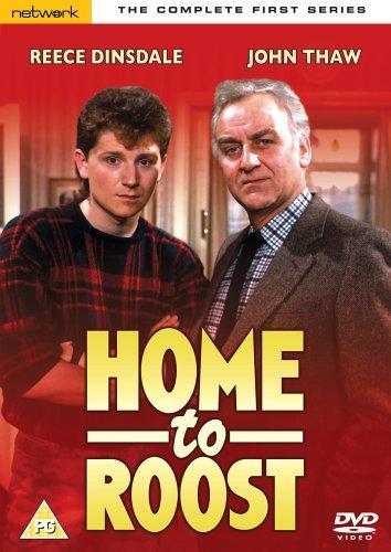 Flema e ironía. Humor inglés y series británicas. Peri's in da haus, más en el soundismo. Home_to_Roost_Serie_de_TV-768991129-large